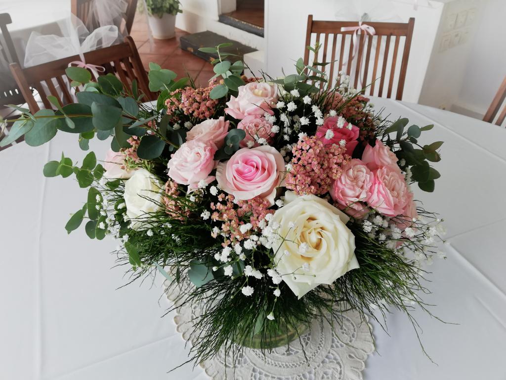 Bouquet de table Mariage - Décoration florale 974