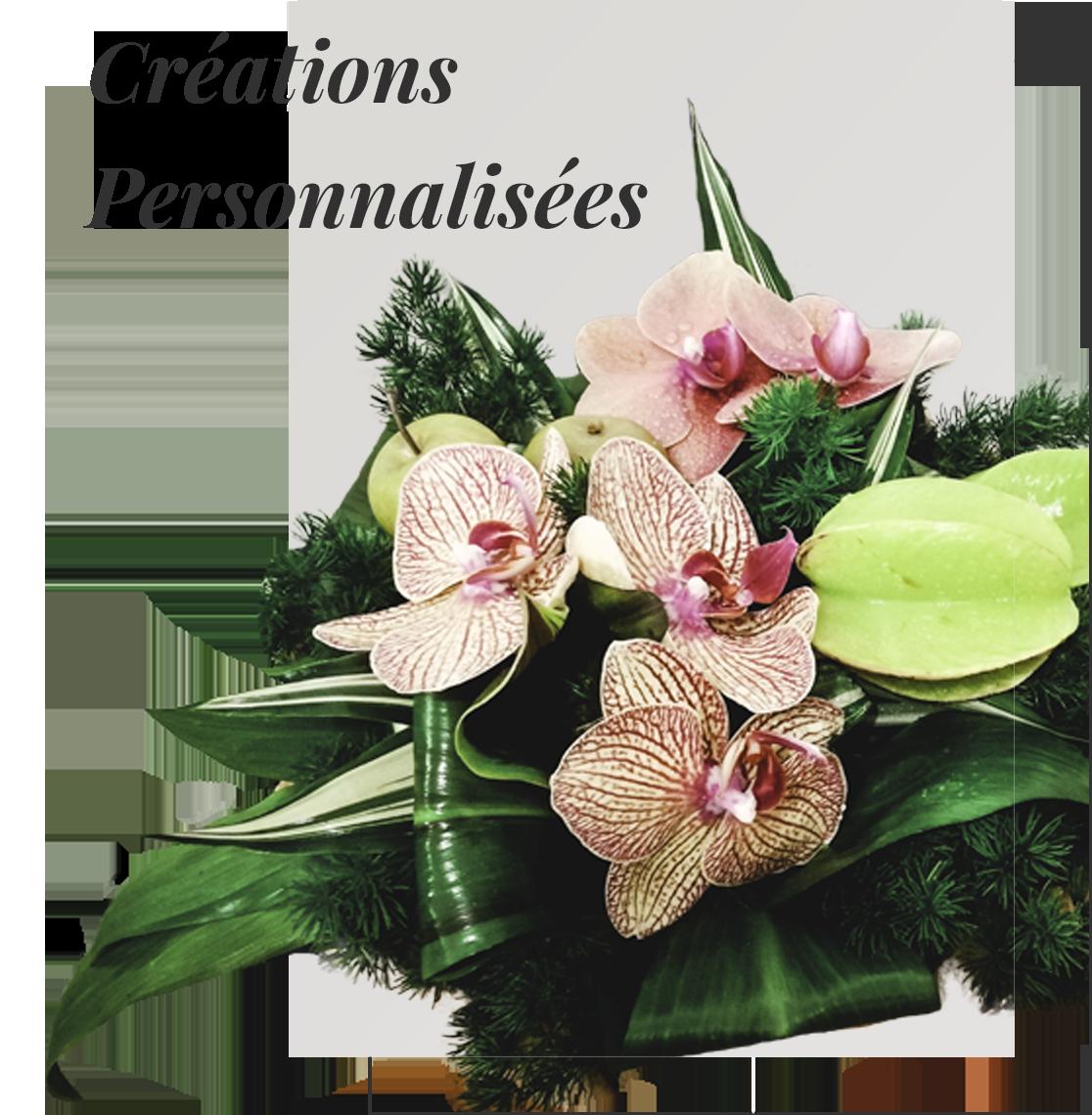 Créations Compositions florales et végétales personnalisées 974