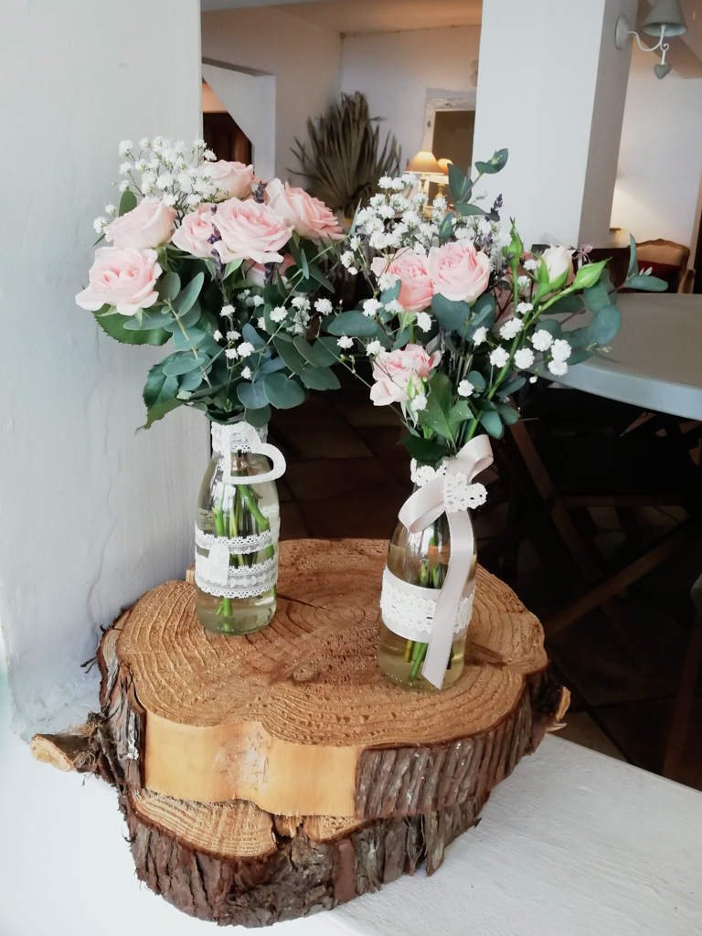 Décoration florale Mariage 974